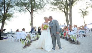 wedding on Seven Mile Beach, Grand Cayman, Cayman Islands
