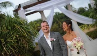 Grand Cayman Islands Wedding at the Ritz-Carlton, Grand Cayman
