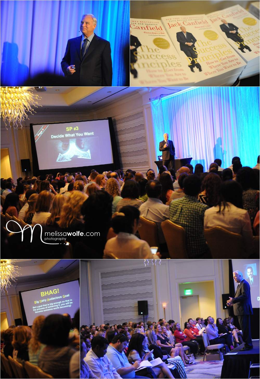 Jack Canfield in Cayman