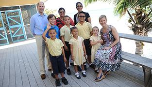 royal visit in cayman