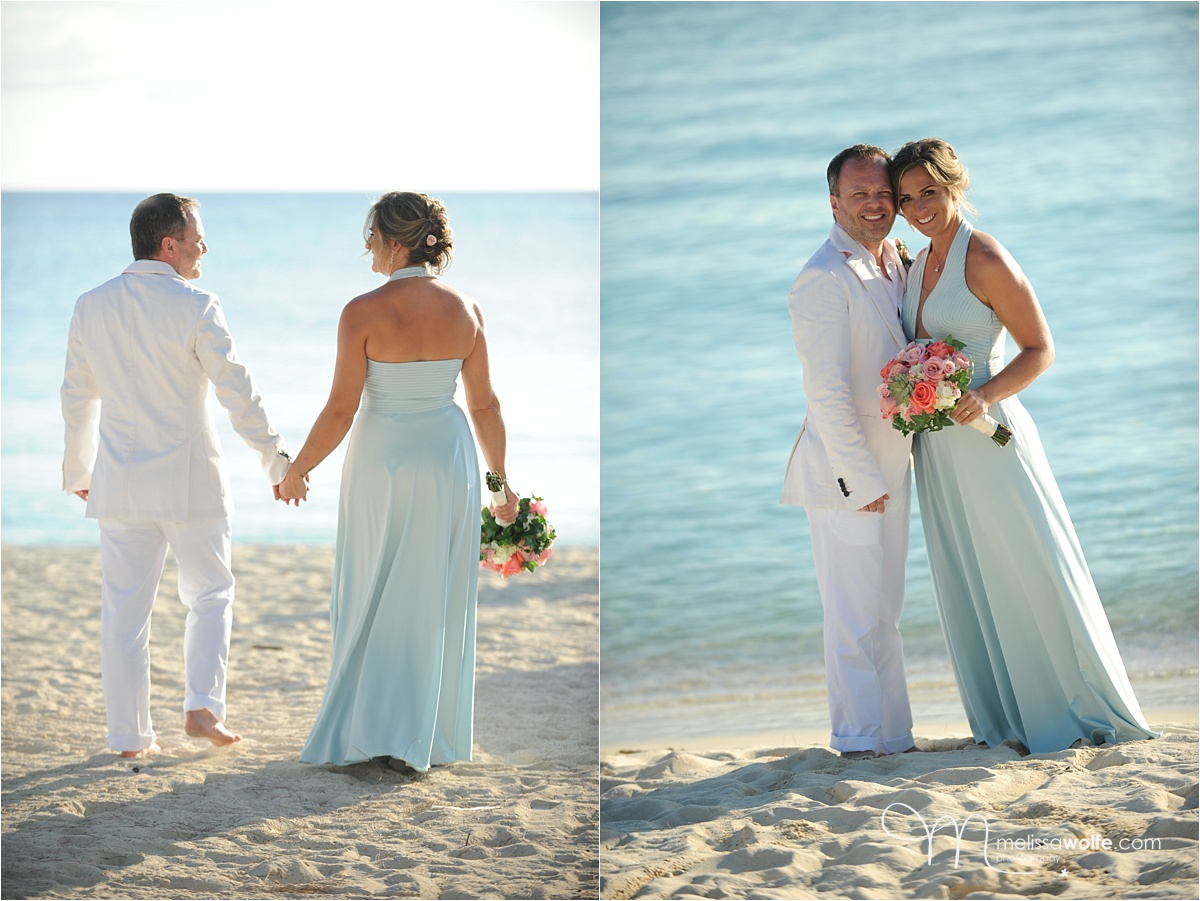 Intimate Cayman Wedding at the Westin