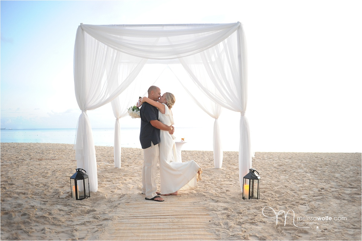 grand cayman westin wedding