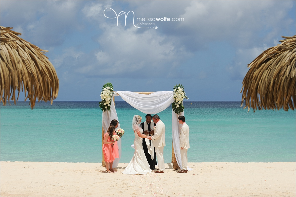 grand cayman caribbean club wedding