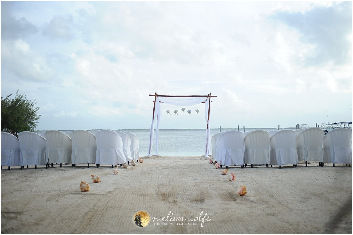 Kaibo Beach Wedding Grand Cayman