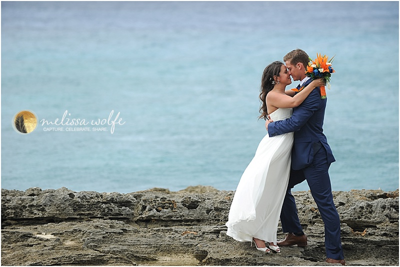 cruise ship wedding grand cayman