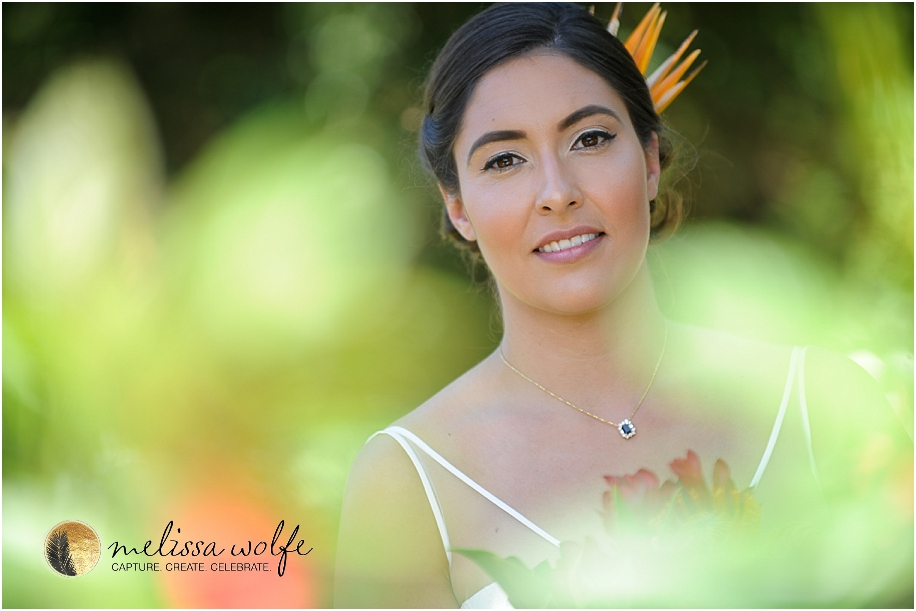 Cayman Islands Bride by Melissa Wolfe