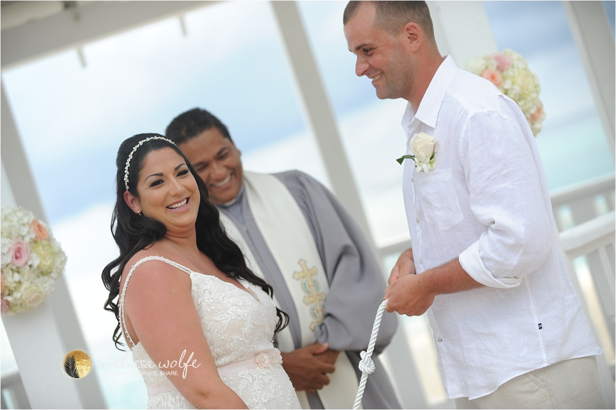 Westin Grand Cayman Beach Resort Wedding