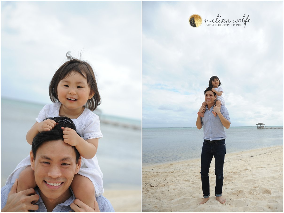 Grand Cayman Family Portrait Photography by Melissa Wolfe